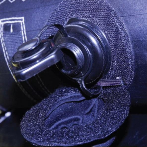 High flow valve